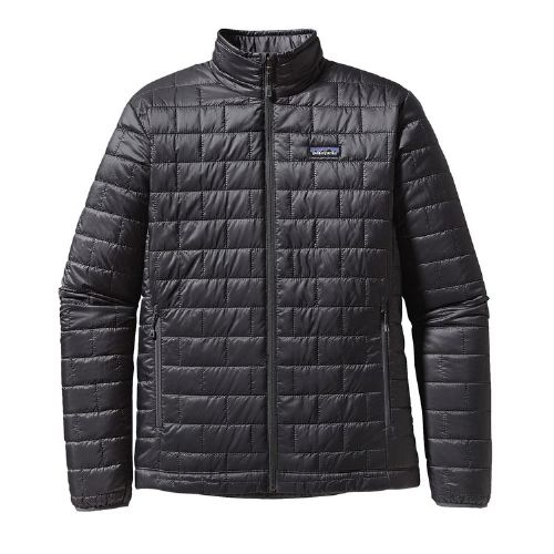 Patagonia Men's Nano Puff Jacket Forge Grey
